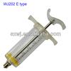 luer lock syringe large plastic syringes