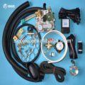 kit de conversión a gas natural para coche