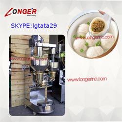Shrimp balls making/maker machine/machinery