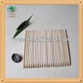 nuevo 2014 de bambú plana palos