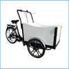 aluminum frame china three wheel cargo bike frame