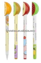 Advertisting fruit ball pen