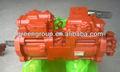 Ekskavatör hidrolik pompa, hidrolik ana pompa, kobelco/sumitomo/volvo/bobcat,