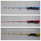 Hot Sale Fiberglass Ice Fishing Rod,Solid Ice Fishing Rod