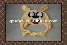 handmade crochet cartoon hat dog ear hat for babies funny crochet caps