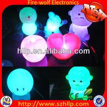 Advertising animal shaped lights gift,animal shaped lights for Chrisrmas
