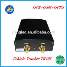 Global Real-time Mini Vehicle GPS Tracker With Free Google Maps