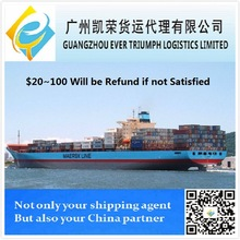 40GP Containers Shipping from China to Southampton UK