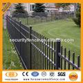 estilo novo e elegante portão de ferro da grade de design