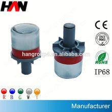 IP68 Flashing solar product (Plastic base or Aluminium base)