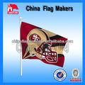 Venda quente San Francisco SF 49ers NFL bandeira da bandeira