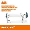 Keestar 246 juki industrial de longo braço máquina de costura
