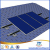 Asphalt shingle rooftop solar panel roof mount for solar energy system