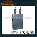 panel de control eléctrico del condensador eléctrico