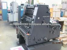 Heidelberg GTO 52 Used Printing Machine