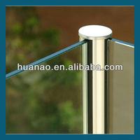 plexiglass deck railing,balcony kits, glass balcony railing
