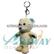 MIni and not invisible plush bear child gps tracker KDL100