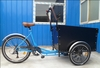 passenger tricycle bicycle electric cargo cycle cargo bike