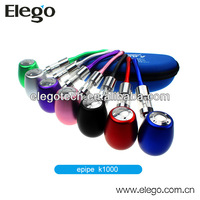 China Wholesale E Cigarette Pipe Kamry K1000 Stylish Pipe with Various Colors and Great Performance Now in Large Stock