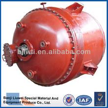 titanium steel composite vessel pressure vessel reation vessel