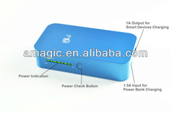 for mac mini 5200mah for iphone MP3 GPS Universal rechargeable cell 18650 USB Li-Polymer