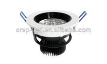 9w Anti-glare high power chip LED downlight