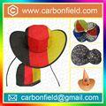 Garantía de calidad sombrero de plumas indio / tocado