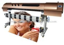 Newest Technology 1.8m wide DOUBLE head digital vinyl printer