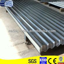 ZInc Coated Metal 0.5mm Corrugated Roof Sheets Machine
