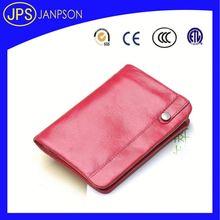 various color organizer wallet