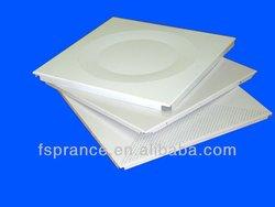 60*60cmAluminium False Ceiling Decoration Material