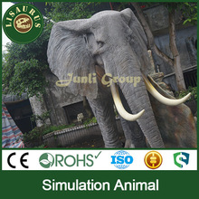 JLSA-G-0091 Life Size Statue Animal Replicas