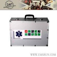 aluminum alloy car emergency tool kit emergency first aid kit