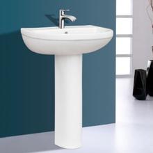 cheap modern pedestal bathroom basin sinks/lavamanos baratos /lavabo de pedestal