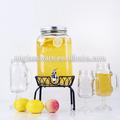 L 7.5 galo distribuidor da bebida& mason jar
