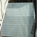 الصلب المجلفن الدرج، فقي الصلب المجلفن، المجلفن سلم الصلب
