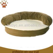 Orthopedic Bolster Pet Bed