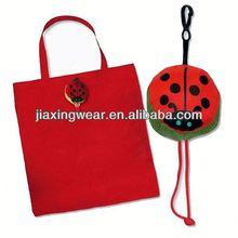 2014 Fashion lovely monkey foldable bag for shopping and promotiom