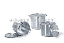 aluminum big steamer pot
