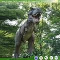 Parque niños nuevo juego dinosaurio tamaño real