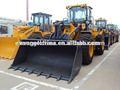 traktör ön yükleyiciler 3m3 kepçe XCMG 5 ton ön zl50g