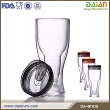 Personalized plastic beer cup with logo wholesale