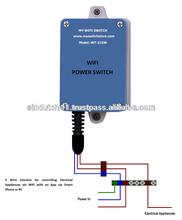 Open Your Door, Gate and Garage Door with Your Home WiFi