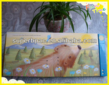 high quality baby sound board book printing with recordable modules