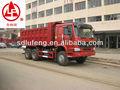 25 ton Sinotruck howo 10 teker damperli kamyon kapasitesi satılık