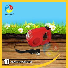 Good quality hot sell auto retractable pet leash dog lead