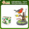 Bird,Sound control singing birds,Plastic toy bird