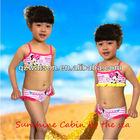 2014 Girl Swimwear Kids Bikini Swimsuit G130027