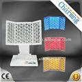 3 colores de luz LED terapia