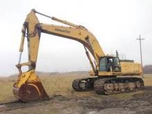 Used Komatsu PC750LC-6 from USA, excavator